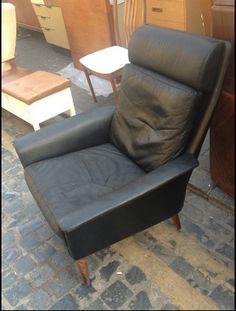 Clean and elegant lines. Lovely and comfortable vintage feel, for a touch of authenticity and character. Price: (including transport from my London dealer) Danish Modern, Mid-century Modern, Danish Armchair, Authenticity, Mid Century, Touch, London, The Originals, Elegant