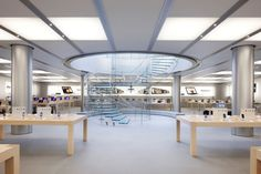 Apple Store – Pudong design Interior