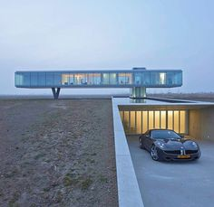 Villa Kogelhof. By Paul de Ruiter Architects  Located in The Netherlands…