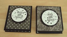 party pants stamp set for post it note holders