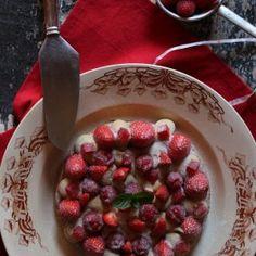 Fantastik  fraise framboise
