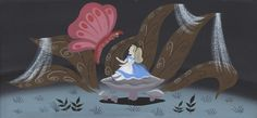 Image result for mary blair alice in wonderland