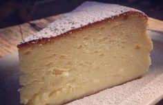 עוגה מנצחת לשבועות ובכלל- אוורירית כענן, בטעם של פעם