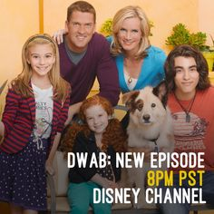 New Episode of Dog With A Blog tonight on #Disney!   #GHannelius #DWAB