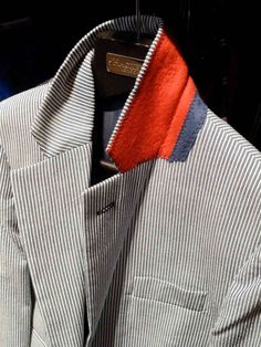Hackett for spring 2013 - great detail
