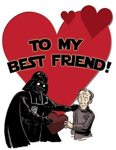 Star Wars Valentine...You ARE The Droid I Have Been Looking For! | Kitchen  Fun With My 3 Sons   Our Blog | Pinterest