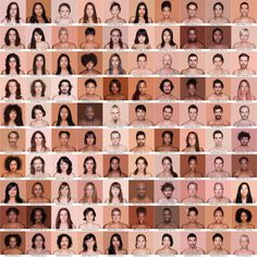 """Angélica Dass, Brazilian photographer, portrait project 'Humanæ' on diversity of skin colour, challenging ideas of ethnic ID Contemporary Photography, Art Photography, Educacion Intercultural, Human Skin Color, Colors For Skin Tone, Color Tones, Art Festival, Photo Colour, Colorful Pictures"