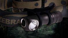 ZebraLight в мае отправит в продажу новую серию налобных фонарей H53c CRI Headlamp