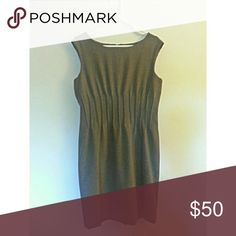 EUC Calvin Klein Dress EUC Brown Calvin Klein Dress. Worn twice over several years. No marks or noticeable wear and looks brand new. Calvin Klein Dresses Midi