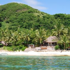 Tokoriki Island Resort, Fiji.  This one of my favorite places ever!