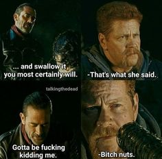 Abraham Ford The Walking Dead funny meme