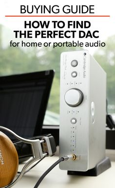 A DAC (digital-to-analog converter) transforms digital files or streams into music. Learn how to choose the DAC that best meets your needs. Hobby Electronics, Electronics Projects, Custom Car Audio, Latest Technology Gadgets, Cambridge Audio, Electronic Schematics, Car Audio Systems, Electrical Projects, Recording Equipment