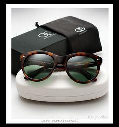 a4e90c16a36a Oliver Goldsmith Manhattan sunglasses - Dark Tortoiseshell Oliver Goldsmith  Sunglasses