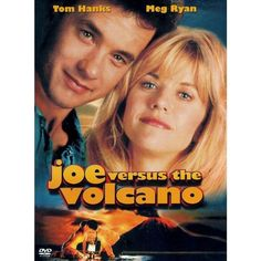 Joe Versus The Volcano Funny Movies, Great Movies, 1990 Movies, Awesome Movies, Movies Free, Meg Ryan Movies, Meg Movie, Movie Blog, Joe Versus The Volcano