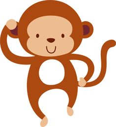 monkey clip art hanging monkey clip art vector clip art online rh pinterest com monkey clip art for teachers monkey clipart free