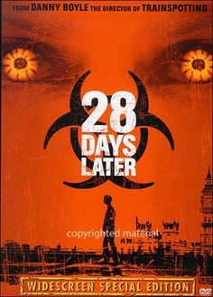 28 Days Later (Widescreen) (DVD 2002) | DVD Empire