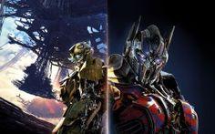 WALLPAPERS HD: Bumblebee Optimus Prime Transformers The Last Knig...