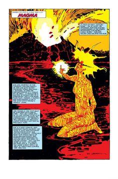 Ben Towle: Beautiful Bill Sienkiewicz New Mutants splash...