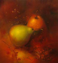 """Honey Pear"" Roman, Pretty Pictures, Pretty Pics, Pear, Apple, Fruit, Artwork, Honey, Google Search"