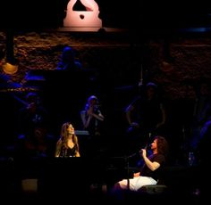 """Performing """"Nightingale"""" in Izamal, Mexico with Yanni"""