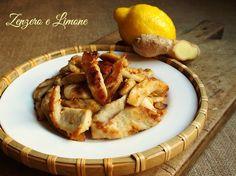 Pollo+allo+zenzero+e+limone