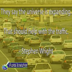 Love this Stephen Wright quote :)