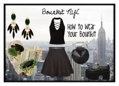 How to wear your Bounkit by bounkitnyc on Polyvore featuring Miss Selfridge, New Look, 3.1 Phillip Lim and Bounkit