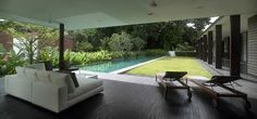 Ridout Residence in Singapore by SCDA Architects