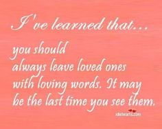 to true for words.... :(