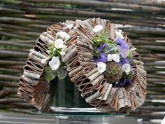 folded bark structure