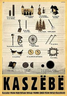 KASZEBE KaszubyPolish promotion poster Check also other posters from PLAKAT-POLSKA series Original Polish poster designer: Ryszard Kaja year: 2015 size: Saul Bass, Pop Art, Polish Posters, Art Deco Posters, Vintage Travel Posters, Graphic Design Typography, Card Sizes, Illustrations, Prints