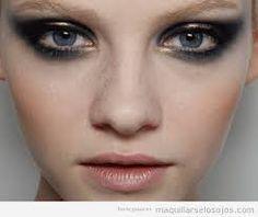 maquillaje negro - Google Search