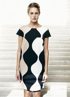 Palma dress - Marimekko Fashion - summer 2015