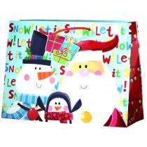 cancer research UK fun kids large bag Christmas Gift Bags, Christmas Shopping, Bags 2014, Cancer Research Uk, Dog Pin, Foil Stamping, Kids Bags, Pin Badges, Cool Kids