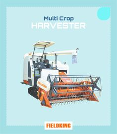 If we see the list of the best agriculture machinery then combine harvester appears on the top of the list. The combine harvester is the most versatile agriculture machinery used by farmers globally. It is one of the great inventions in history and this makes a great impact on our lives. Combine harvester helps farmer diminishing the labor costs and time-consuming works. It performs multiple farming operations like reaping, threshing, and winnowing in a single step. #combineharvester… Harvest Corn, Agriculture Machine, Combine Harvester, Labour Cost, Great Inventions, Farmers, Cleaning, History, Top