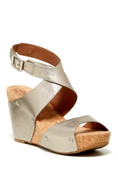 Moran Platform Wedge Sandal on HauteLook