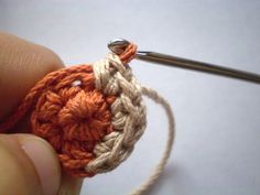 Change of Color Tutorial Tutorial for Crochet, Knitting, Crafts.....Keka❤❤❤