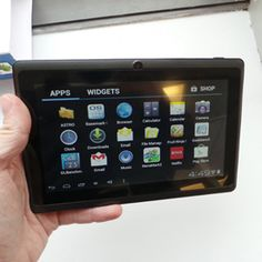 Hands On With the $20 Indian Android Tablet | News & Opinion | PCMag.com