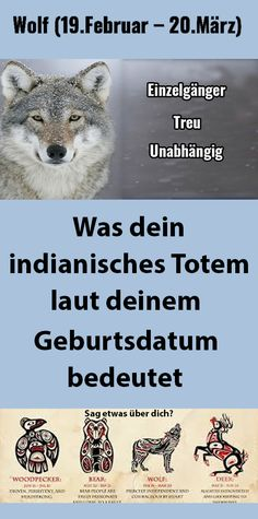 Was dein indianisches Totem laut deinem Geburtsdatum bedeutet What your Indian totem means according to your date of birth Healthy Meals To Cook, Healthy Tips, Healthy Women, Healthy Recipes, Healthy Salads, Healthy Nutrition, Healthy Desserts, Healthy Drinks, Health And Wellness