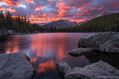Bear Lake Area : RMNP Locations : Images of Rocky Mountain ...