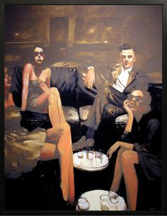 Michael Carson Captures the Fleeting Moments of Modern People | Hi-Fructose Magazine