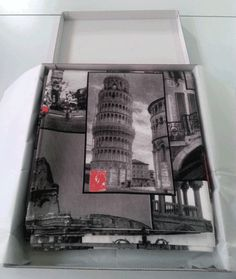 Varie - Telo Arredo, fantasia Cartoline. - un prodotto unico di kdproduction su DaWanda