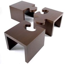 furniture designs  Confluence Sofa: Furniture like puzzles