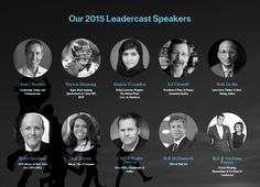 Giveaway: 2 Tickets to Leadercast Live