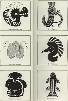 Pin by Give Me Some Soma on American Artifacts Native Symbols, Native Art, Arte Tribal, Tribal Art, Colombian Art, Africa Art, Kenya Africa, Native Design, Ethnic Patterns