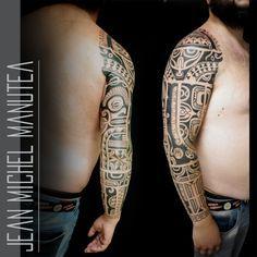 haida tattoo sleeve - Google Search