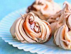 Barevné pusinky Eat Smarter, Oreo, Peanut Butter, Garlic, Ice Cream, Sweets, Baking, Vegetables, Cookies