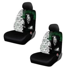 Brand New DC Comics Joker Seat Cover Customize Your Vehicle With This Hello Kitty Core Low Back Is Meant To Fit Seats