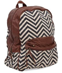 Lulu Chevron Backpack at Buckle.com