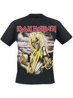 Killers por Iron Maiden EXCLUSIVO $19.99(euros) en EMP... Europe´s Rock Mailorder No.1 : La más grande venta por correo de Merchandising Oficial Musica Metal / Hard rock / Heavy / Ropa Gótica / Militar/ Lolita / Punk Style .. y mucho más